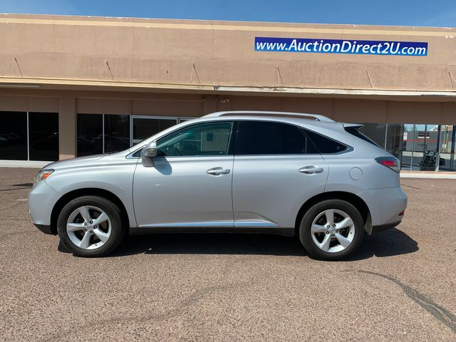 2010 Lexus RX 350 AWD 3 MONTH/3,000 MILE NATIONAL POWERTRAIN WARRANTY Mesa, Arizona 1