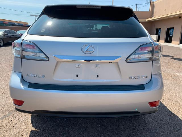 2010 Lexus RX 350 AWD 3 MONTH/3,000 MILE NATIONAL POWERTRAIN WARRANTY Mesa, Arizona 3