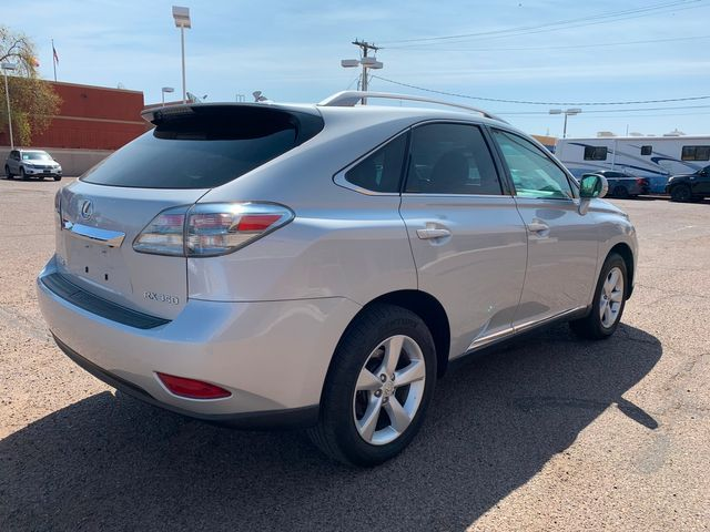 2010 Lexus RX 350 AWD 3 MONTH/3,000 MILE NATIONAL POWERTRAIN WARRANTY Mesa, Arizona 4
