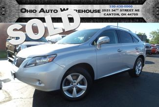 2010 Lexus RX 350 All Wheel Drive Sunroof V6 Clean Carfax We Finance | Canton, Ohio | Ohio Auto Warehouse LLC in  Ohio