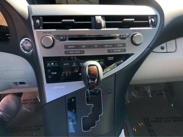 2010 Lexus RX 350 ONE OWNER in Carrollton, TX 75006