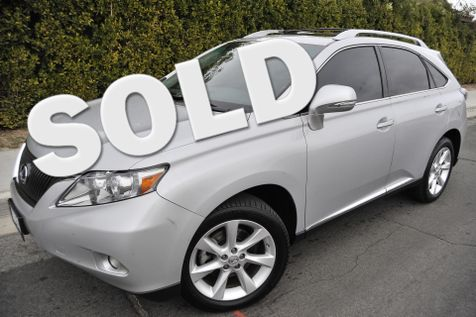 2010 Lexus RX 350  in Cathedral City