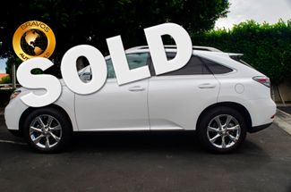 2010 Lexus RX 350 in cathedral city, California