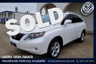 2010 Lexus RX 350 LOW MILES, CLEAN CARFAX, NICE in Rowlett