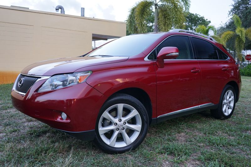 2010 Lexus RX 350 350 in Lighthouse Point FL