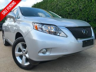 2010 Lexus RX 350 w/Navigation and Sunroof in Dallas, TX Texas, 75074