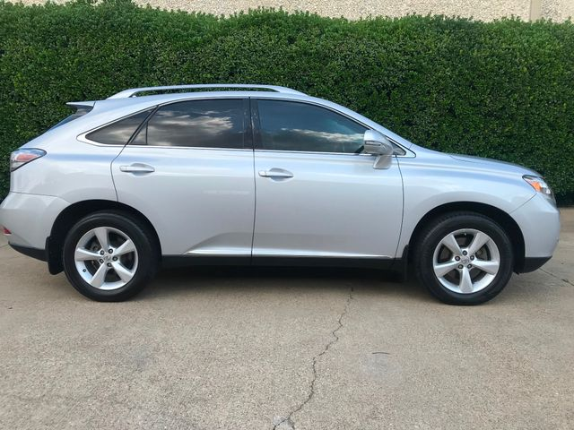 2010 Lexus RX 350 AWD w/Navigation and Sunroof in Plano Texas, 75074