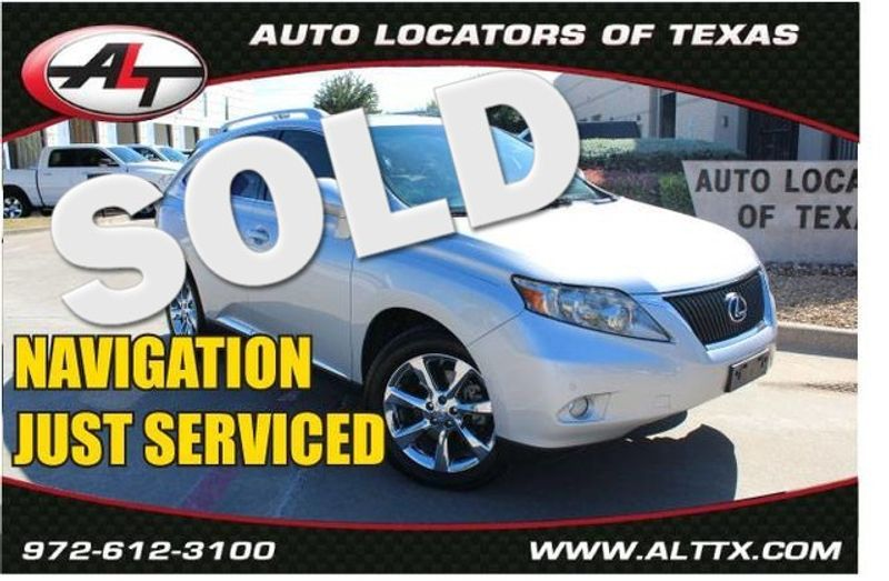 2010 Lexus RX 350   | Plano, TX | Consign My Vehicle in Plano TX