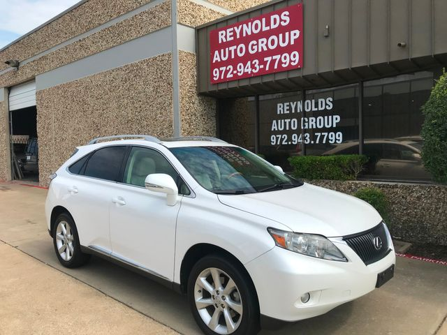 2010 Lexus RX 350 w/Sunroof, Heated/Cooled Seats, Power Liftgate