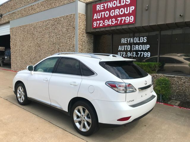 2010 Lexus RX 350 w/Sunroof, Heated/Cooled Seats, Power Liftgate in Plano, Texas 75074
