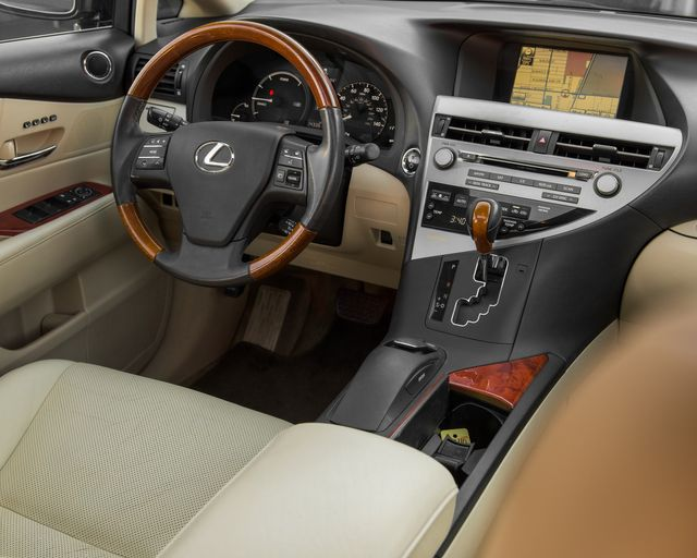 2010 Lexus RX 450h Burbank, CA 15