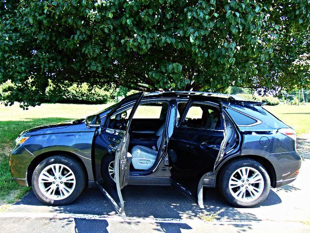 2010 Lexus RX 450h Leesburg, Virginia 8