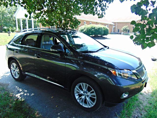 2010 Lexus RX 450h Leesburg, Virginia 1