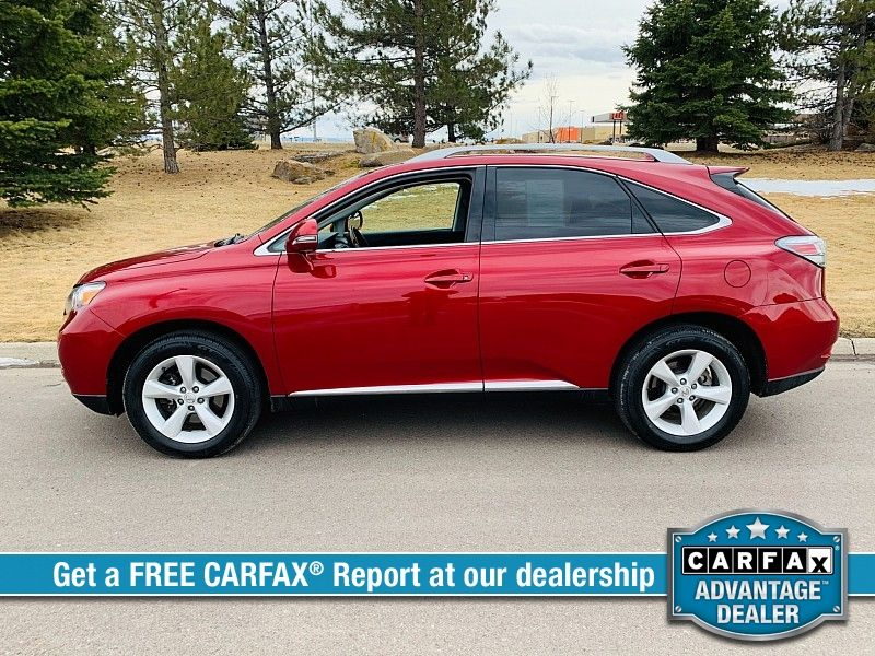 2010 Lexus RX350 4d SUV AWD  city MT  Bleskin Motor Company   in Great Falls, MT