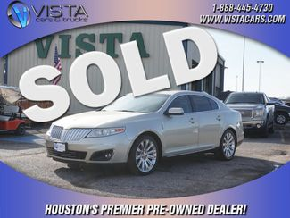 2010 Lincoln MKS Base  city Texas  Vista Cars and Trucks  in Houston, Texas