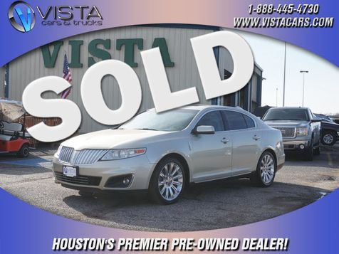 2010 Lincoln MKS Base in Houston, Texas