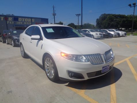 2010 Lincoln MKS  in Houston