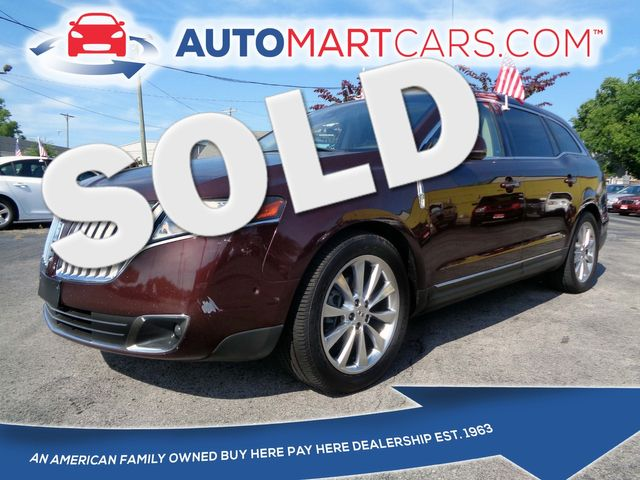 2010 Lincoln MKT w/EcoBoost | Nashville, Tennessee | Auto Mart Used Cars Inc. in Nashville Tennessee