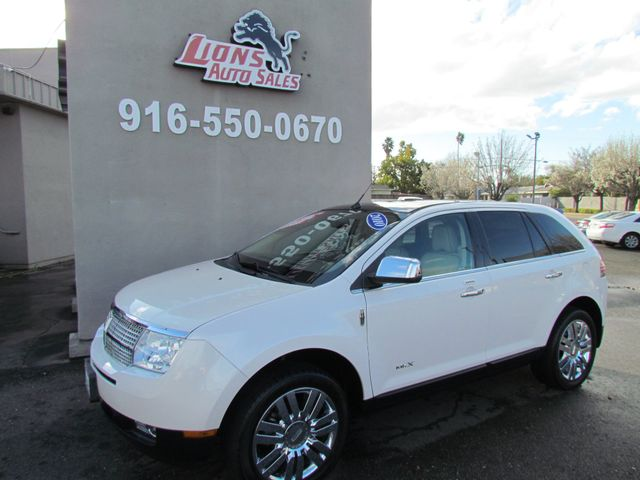 2010 Lincoln MKX AWD Navi Super Clean in Sacramento, CA 95825
