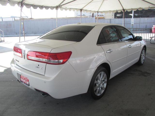 2010 Lincoln MKZ Gardena, California 2