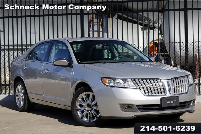 2010 Lincoln MKZ **LOW MILES**