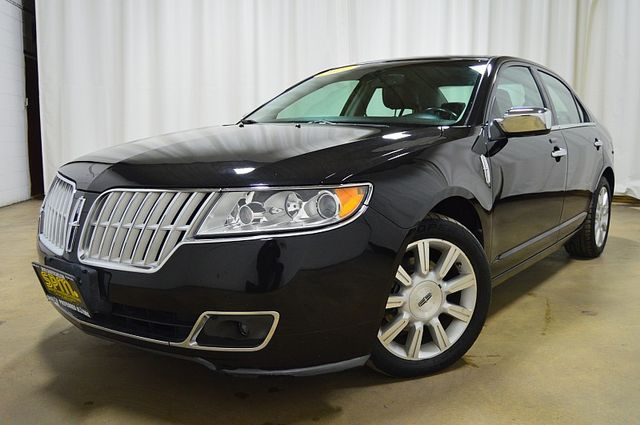 2010 Lincoln MKZ W Leather 4d Sedan FWD