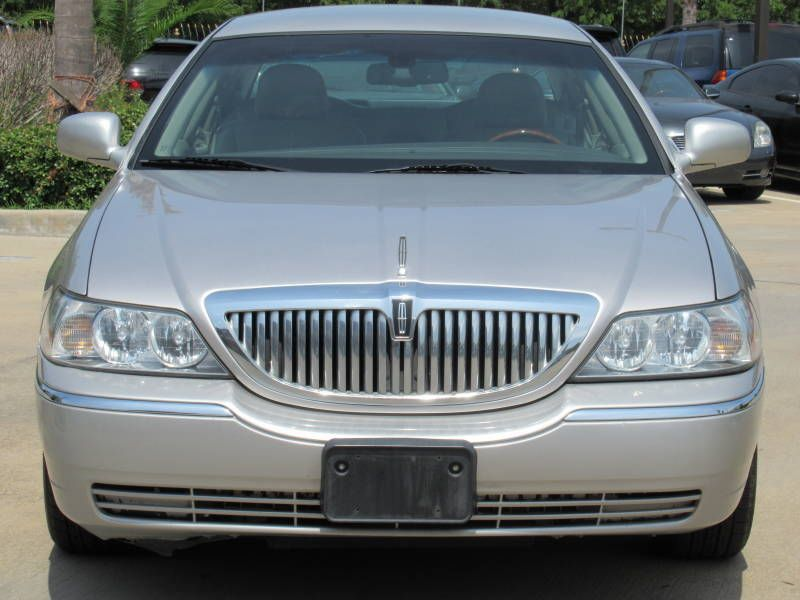 2010 Lincoln Town Car Signature Limited Houston Tx American Auto Centers Houston Tx 77034