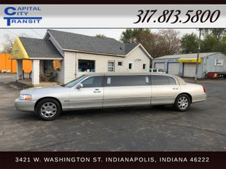 2010 Lincoln Town Car Executive Limousine Pkg Indianapolis, IN