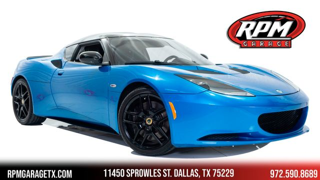 2010 Lotus Evora 2+2 in Rare Laser Blue with Upgrades in Dallas, TX 75229