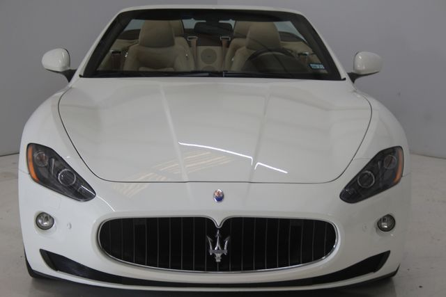 2010 Maserati GranTurismo Convertible Houston, Texas 1
