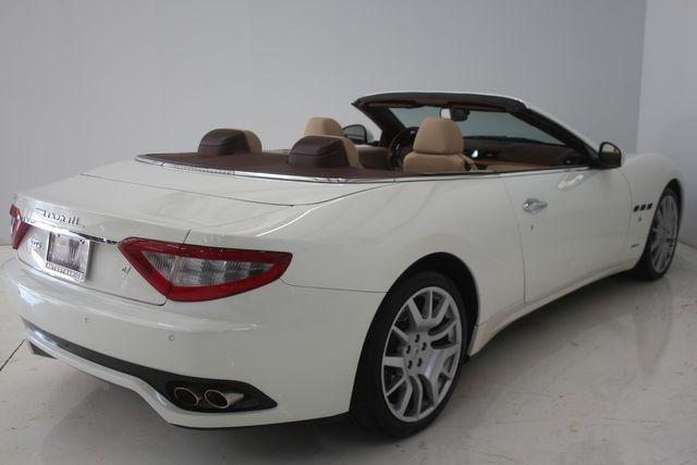 2010 Maserati GranTurismo Convertible Houston, Texas 10