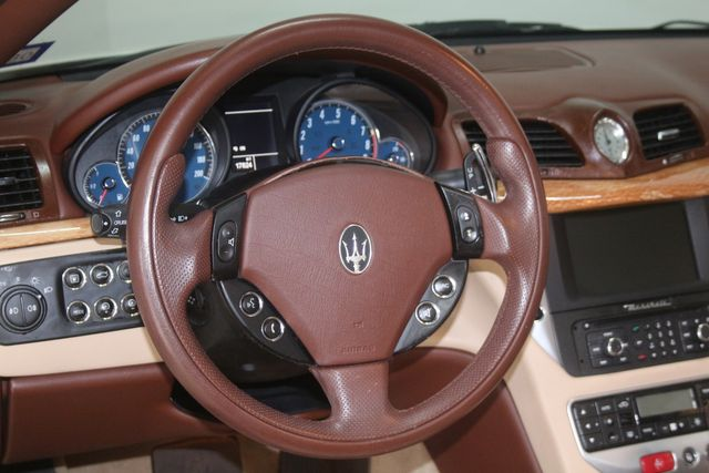 2010 Maserati GranTurismo Convertible Houston, Texas 18