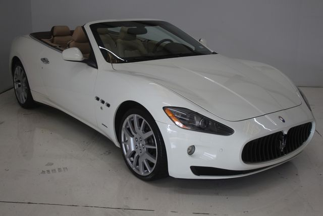 2010 Maserati GranTurismo Convertible Houston, Texas 3