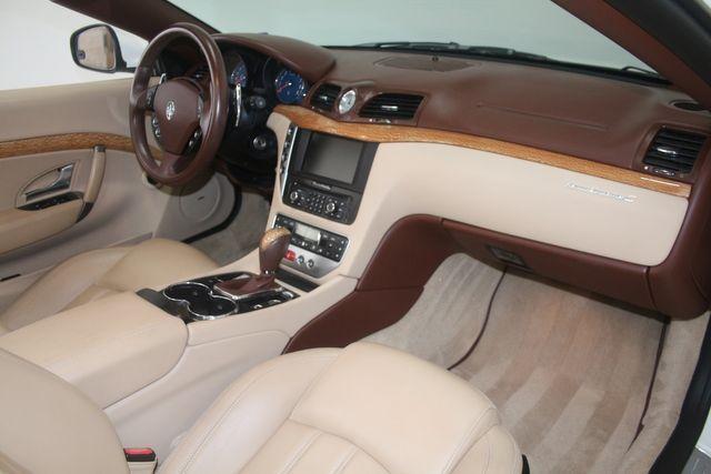 2010 Maserati GranTurismo Convertible Houston, Texas 22