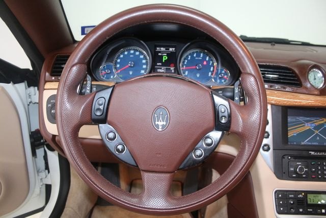 2010 Maserati GranTurismo Convertible Houston, Texas 25