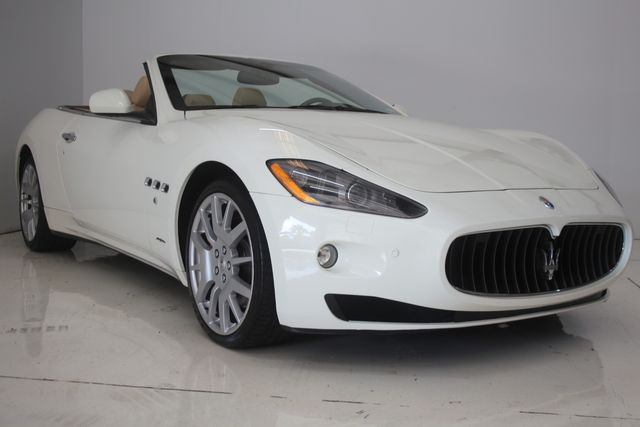 2010 Maserati GranTurismo Convertible Houston, Texas 4