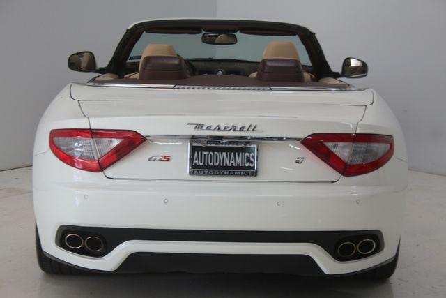 2010 Maserati GranTurismo Convertible Houston, Texas 8