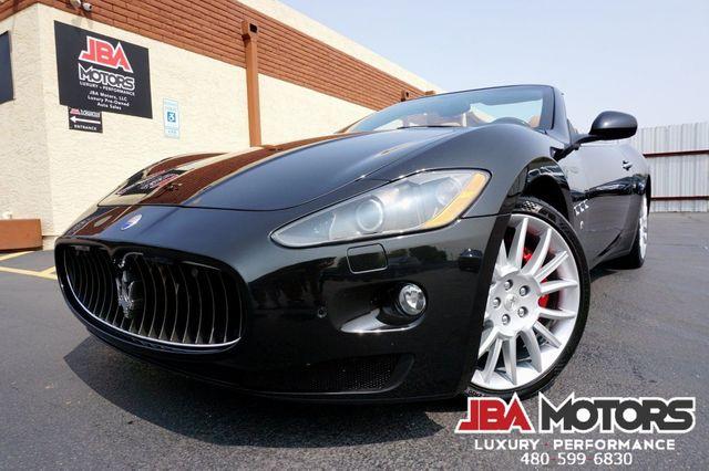 2010 Maserati GranTurismo Convertible 4.7 Gran Turismo