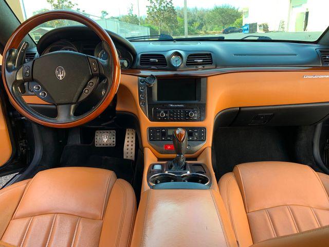 2010 Maserati GranTurismo S Auto Tampa, Florida 15
