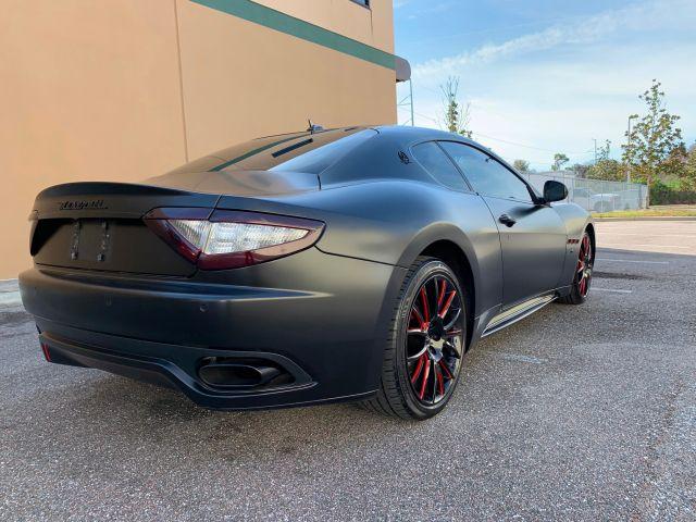2010 Maserati GranTurismo S Auto Tampa, Florida 4