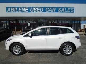 2010 Mazda CX-7 SV  Abilene TX  Abilene Used Car Sales  in Abilene, TX
