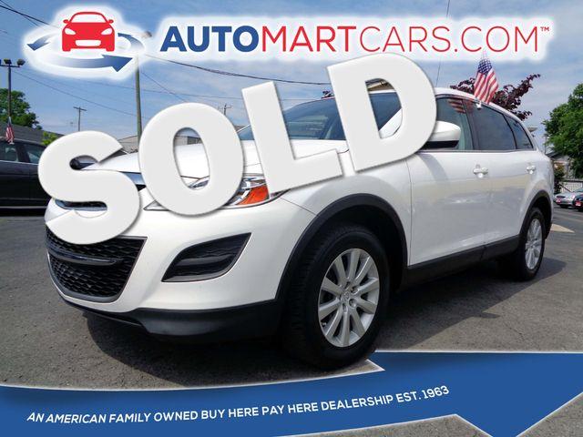 2010 Mazda CX-9 Touring   Nashville, Tennessee   Auto Mart Used Cars Inc. in Nashville Tennessee