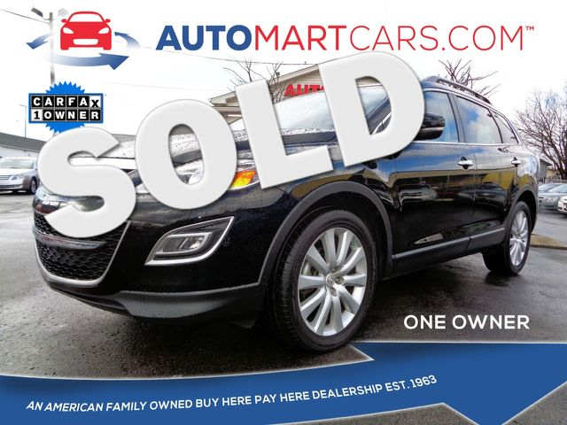 2010 Mazda CX-9 Grand Touring | Nashville, Tennessee | Auto Mart Used Cars Inc. in Nashville Tennessee