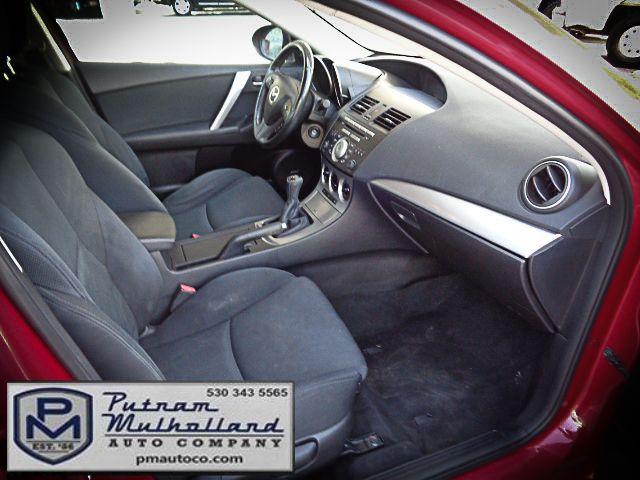 2010 Mazda Mazda3 s Sport Chico, CA 12