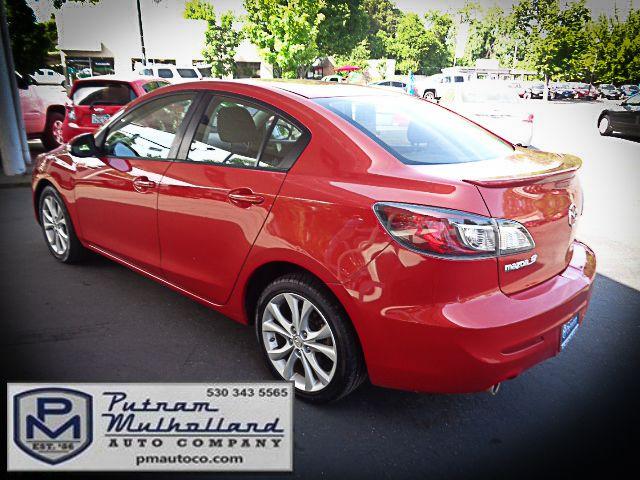 2010 Mazda Mazda3 s Sport Chico, CA 4