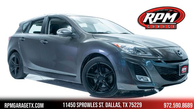 2010 Mazda Mazda3 s Grand Touring in Dallas, TX 75229