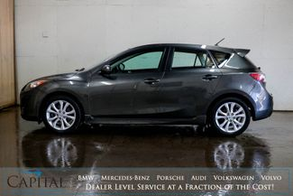"2010 Mazda Mazda3 S Sport Hatchback w/17"" Wheels, Sport-Style Seats & Bluetooth Audio in Eau Claire, Wisconsin 54703"