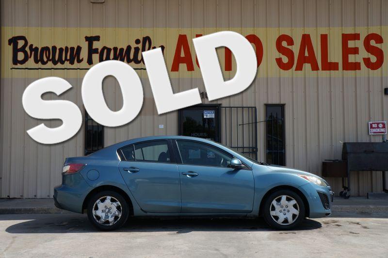 2010 Mazda Mazda3 i Sport | Houston, TX | Brown Family Auto Sales in Houston TX