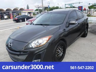 2010 Mazda Mazda3 s Sport Lake Worth , Florida 0