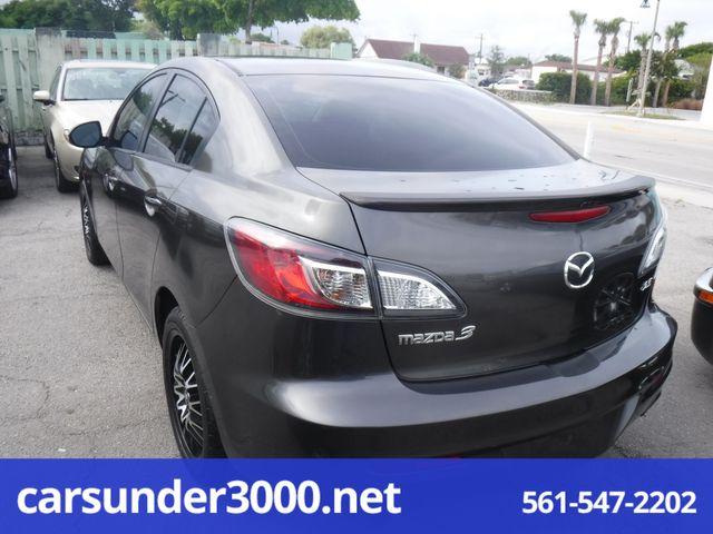2010 Mazda Mazda3 s Sport Lake Worth , Florida 2